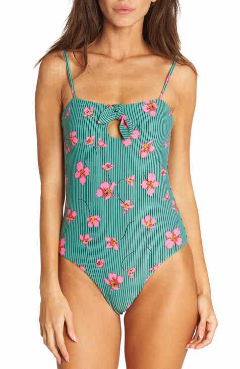 9ad09de01ccd4 Billabong Seain Gren One-Piece Swimsuit