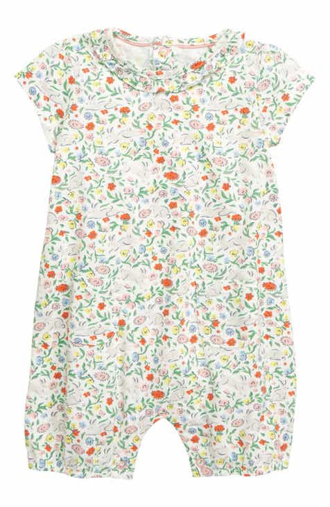 e46f016811b7 Mini Boden Bunny Organic Cotton Bubble Romper (Baby)