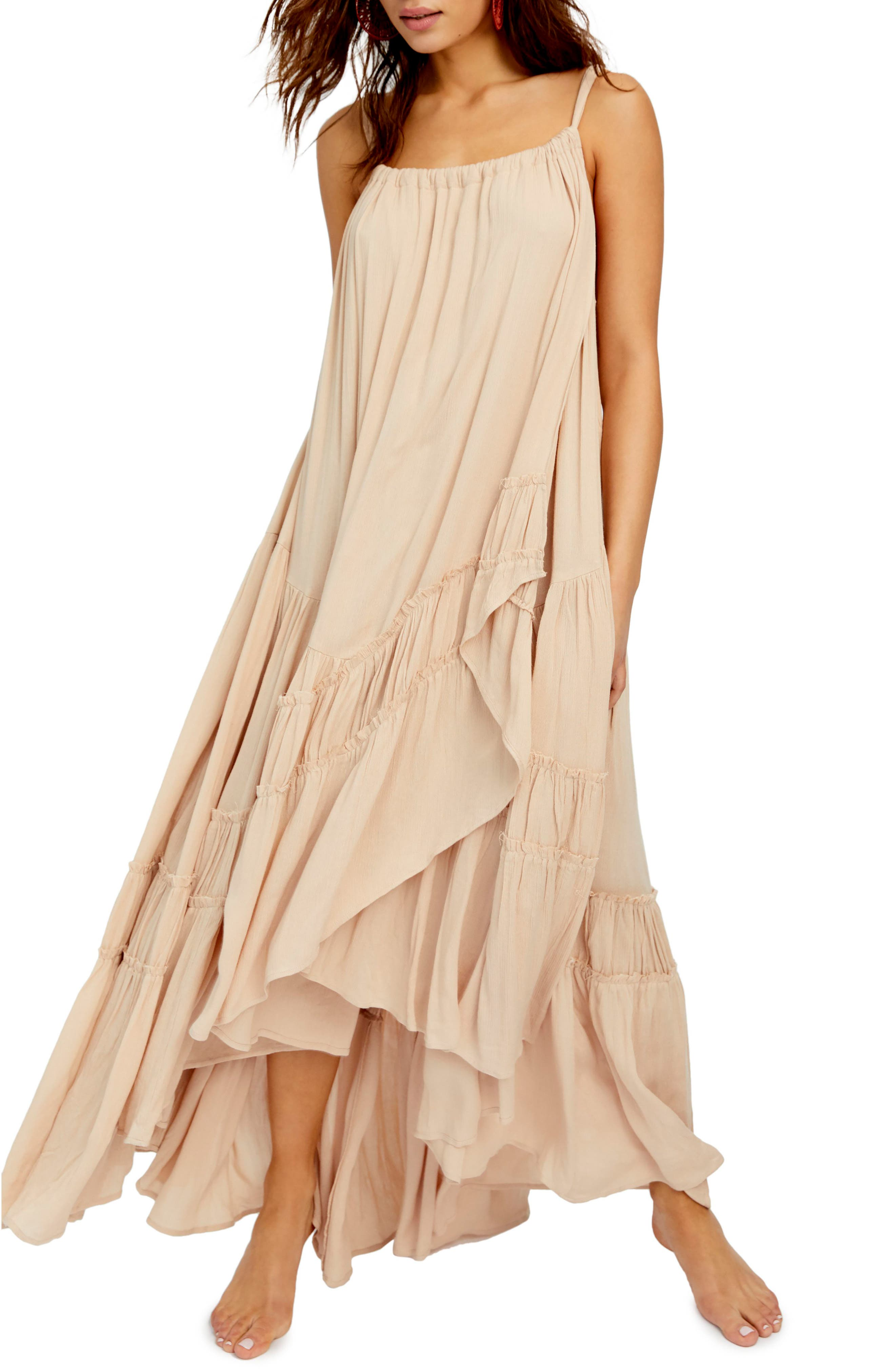Endless Summer By Free People Bare It All Maxi Dress On sale