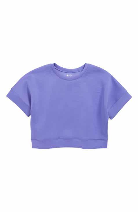 6ea3d41644759 Zella Girl Spacer Pullover (Little Girls   Big Girls)