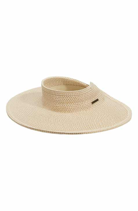 862ac46628ce3 O Neill Shade Up Wide Brim Straw Hat