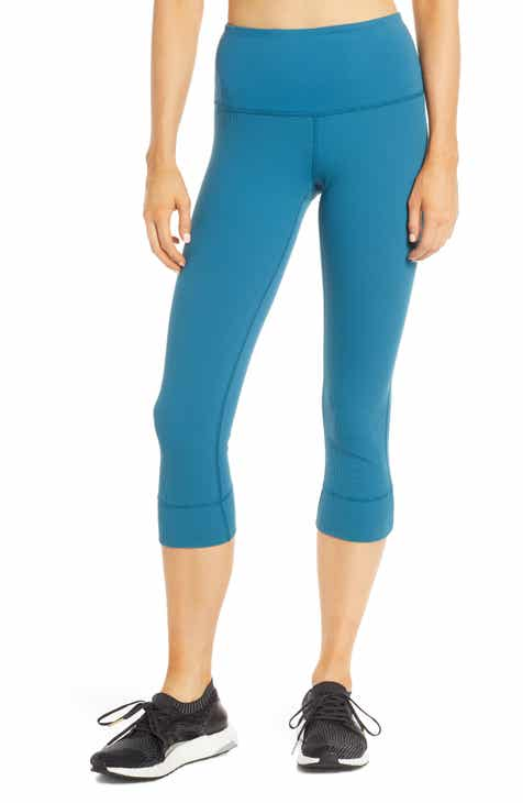 Zella Lyrical High Waist Crop Leggings by ZELLA