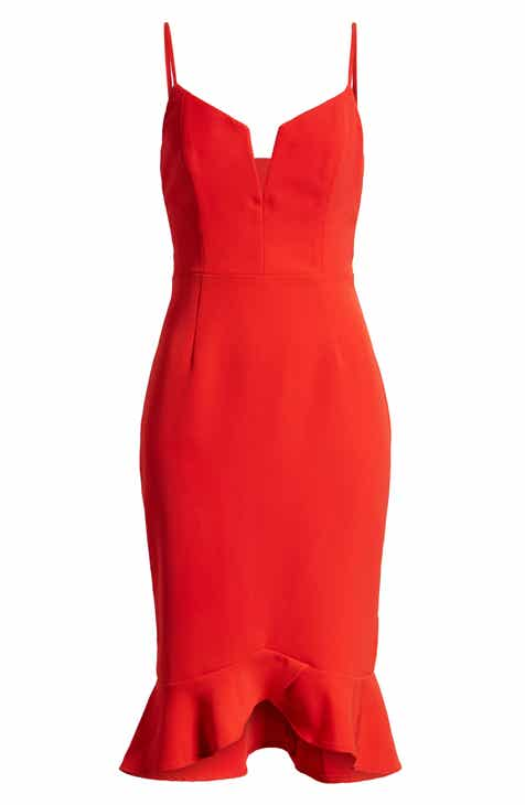 d43716078ee1 Bardot Kristen Flounce Dress