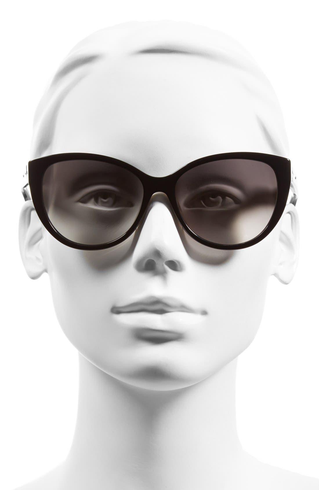 Alternate Image 2  - Bobbi Brown 'The Marylins' 56mm Cat Eye Sunglasses