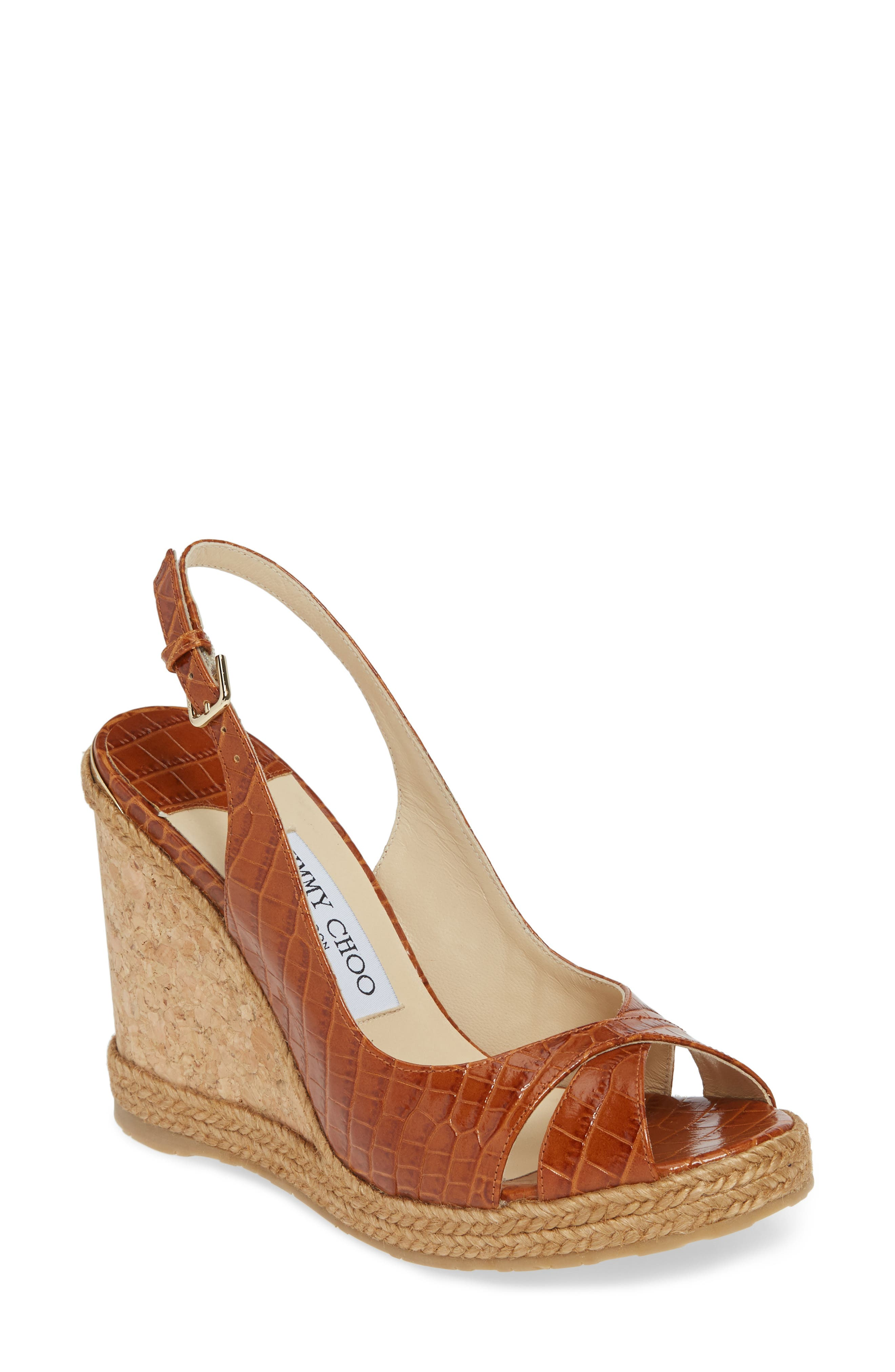 fa692d3fdac Jimmy Choo Women s Wedge Shoes