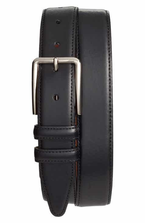 cc4ec866 Nordstrom Men's Shop Mercer Leather Belt