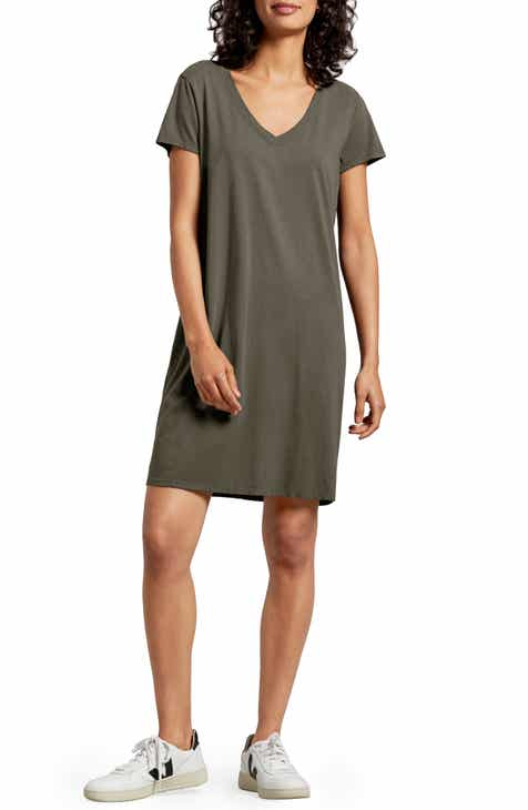 b1fc26bf09f4 Michael Stars Cassandra T-Shirt Dress