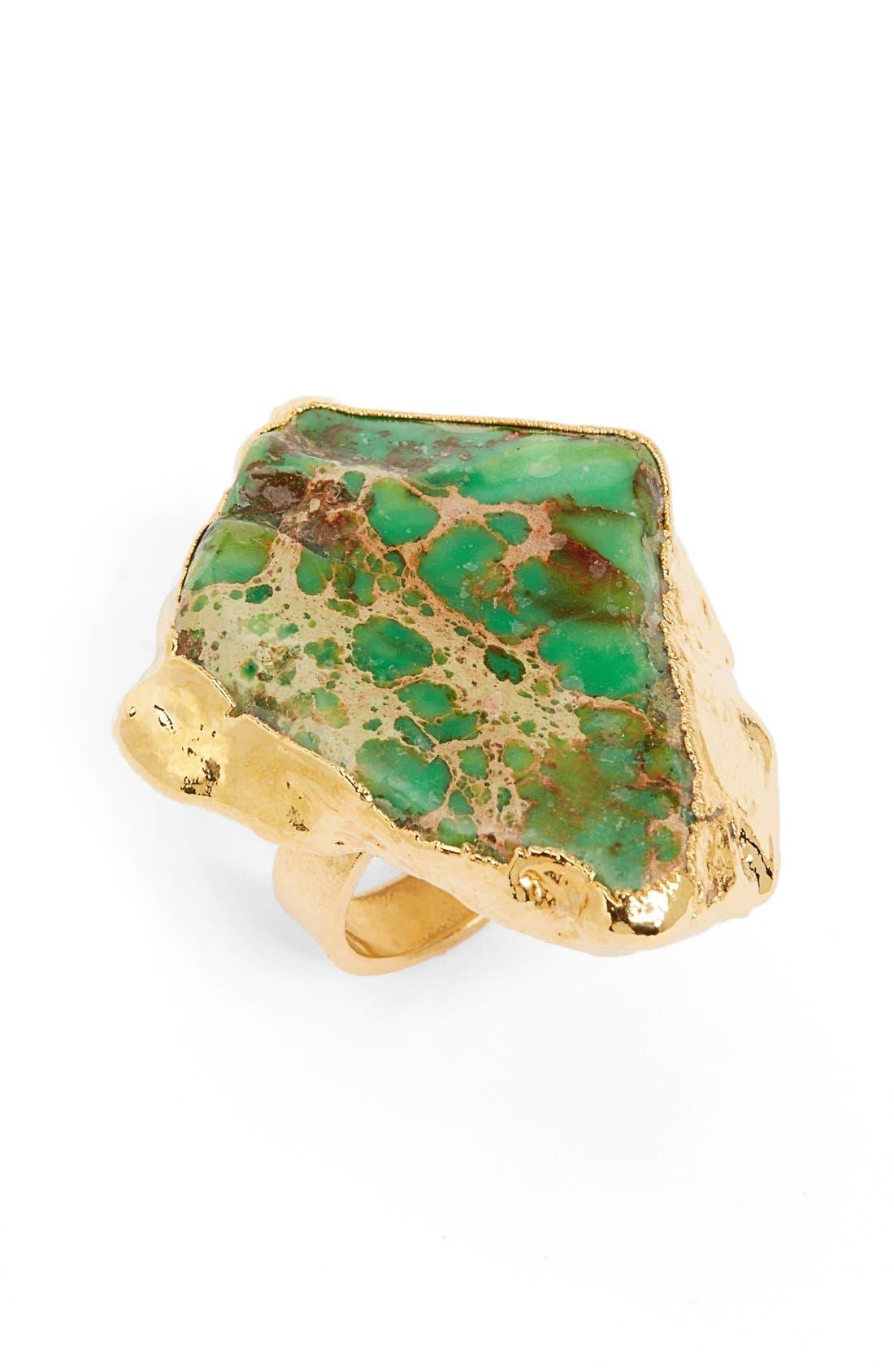 Main Image - Sole Society Natural Stone Ring