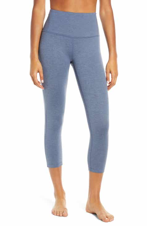 27479885a88f9 Zella Live In High Waist Crop Leggings