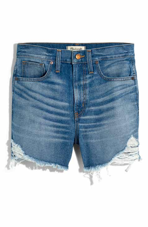 9b22c0a4454 Madewell The Perfect Vintage Denim Shorts