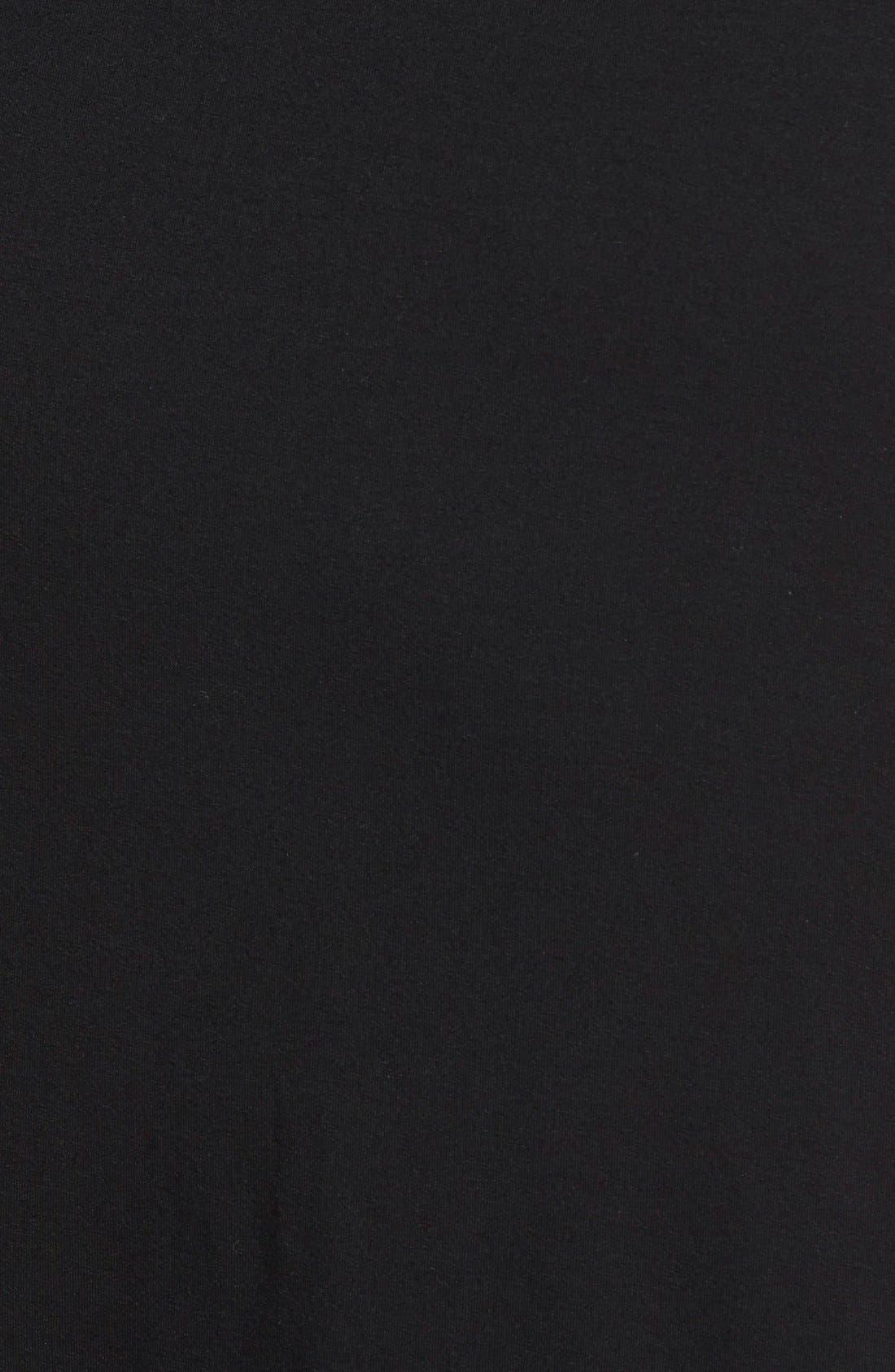 Alternate Image 4  - Vince Camuto Jersey Faux Wrap Dress (Plus Size)