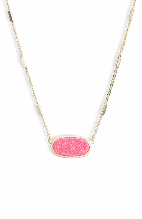 f6d6edec6 Kendra Scott Miley Kyocera Opal Pendant Necklace