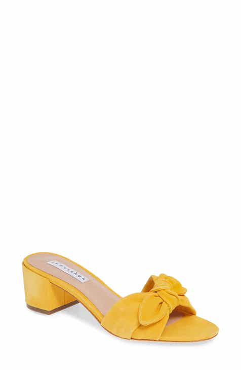 e2c096d5631 James Chan Suzy Bow Slide Sandal