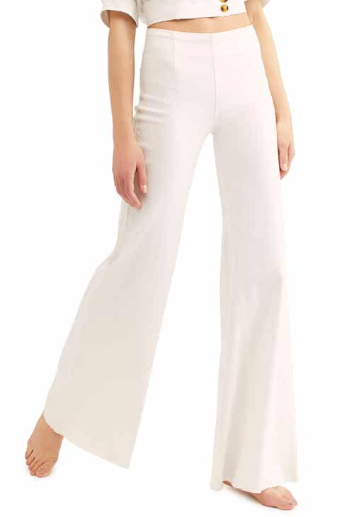 3838acde4b2 Free People Wide Leg Flare Pants