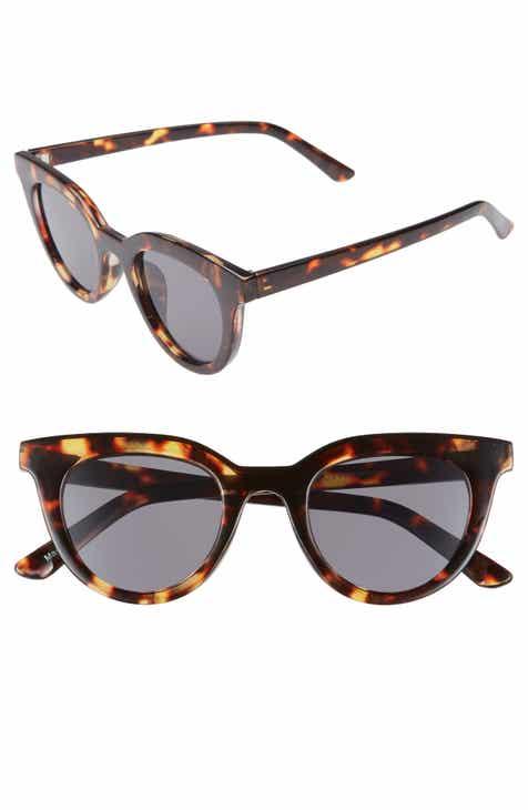 90b2b6f7101 46mm Cat Eye Sunglasses