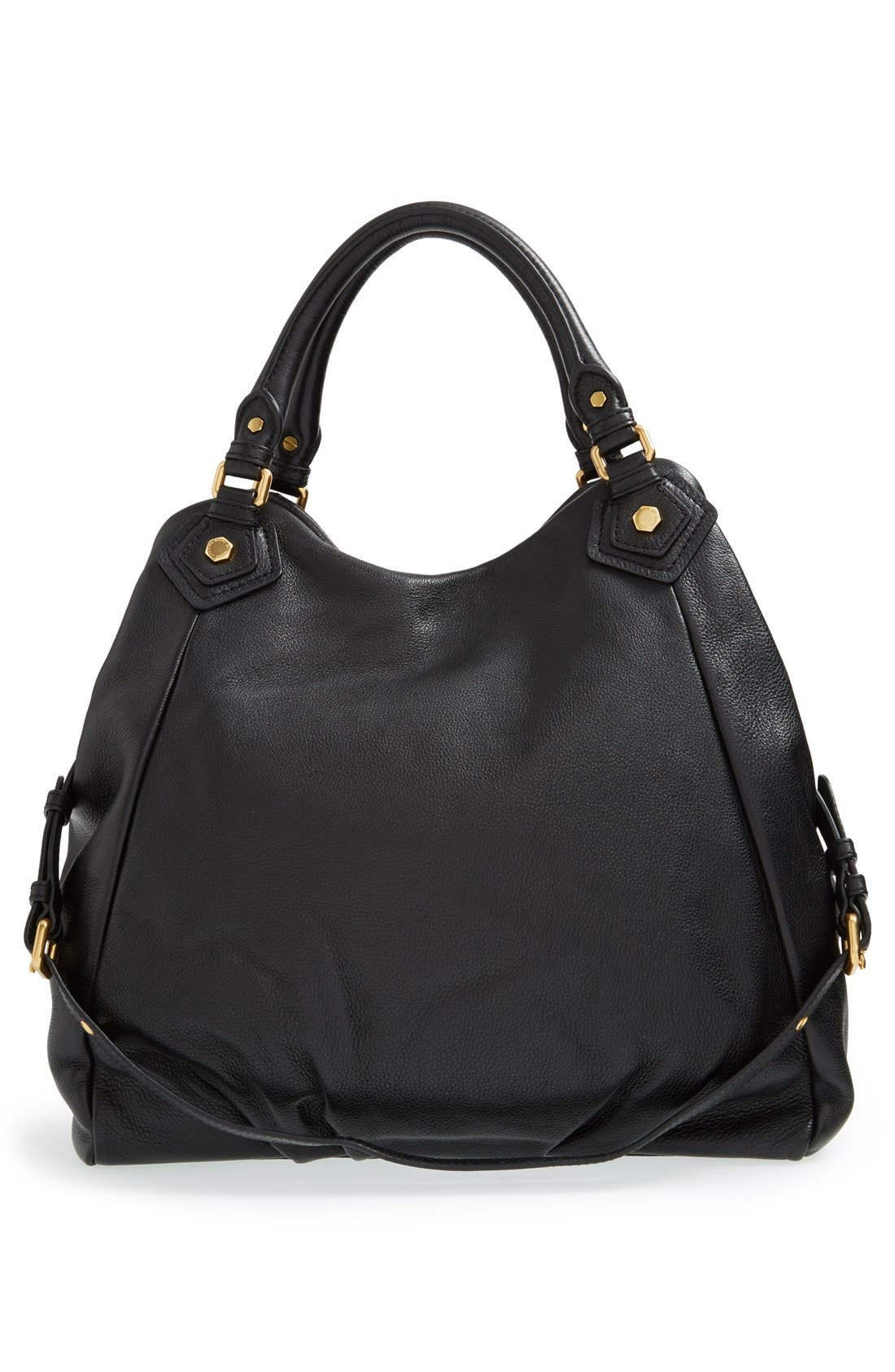 Alternate Image 3  - MARC BY MARC JACOBS 'Classic Q - Francesca' Leather Shopper