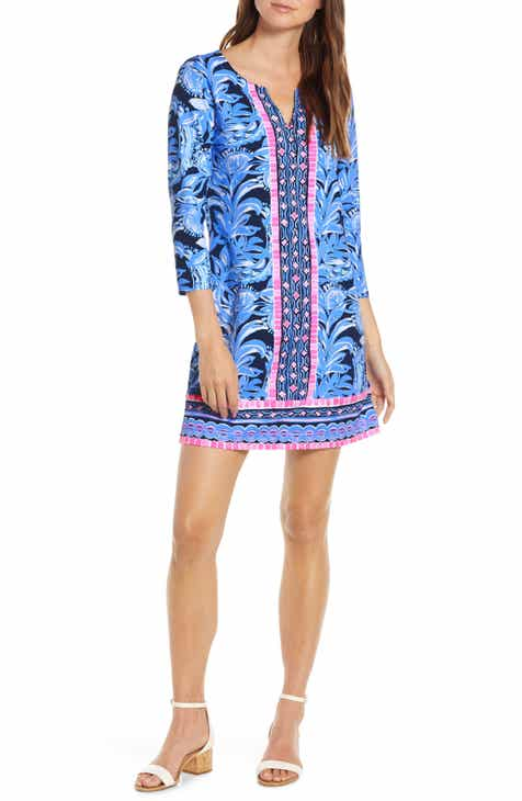 Lilly Pulitzer® Nadine UPF 50+ Shift Dress