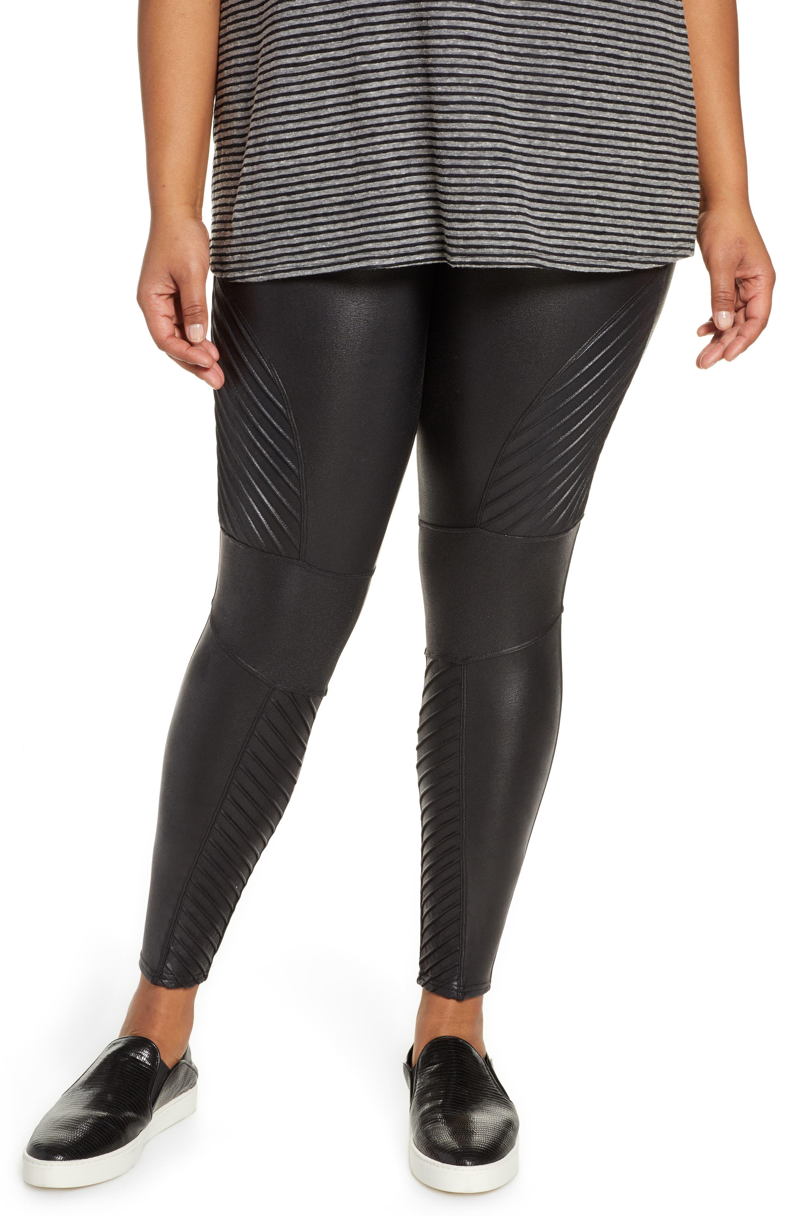 a8eb7ac53 spanx faux leather leggings