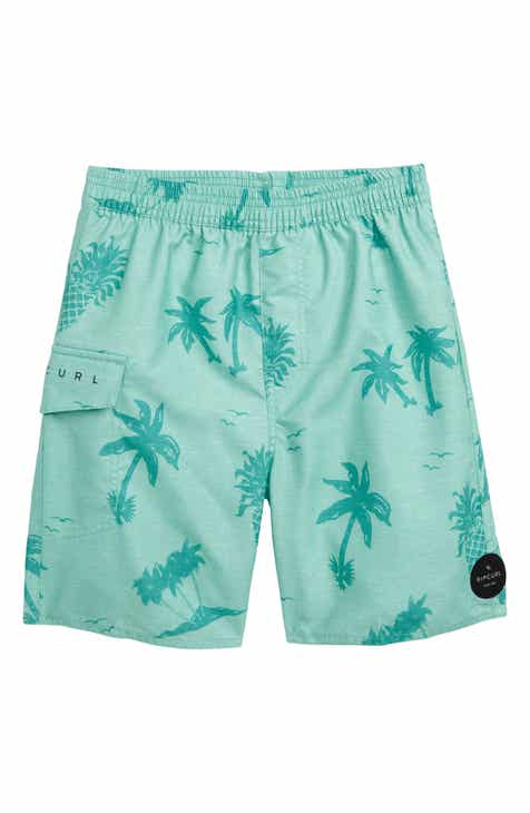 0d3304744b Rip Curl Poolside Volley Board Shorts (Toddler Boys & Little Boys)