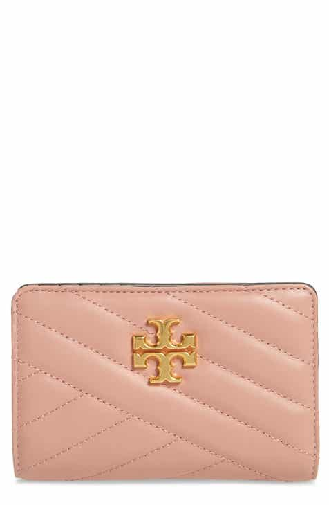 fbaa4cfeca62 Tory Burch Medium Kira Quilted Leather Wallet
