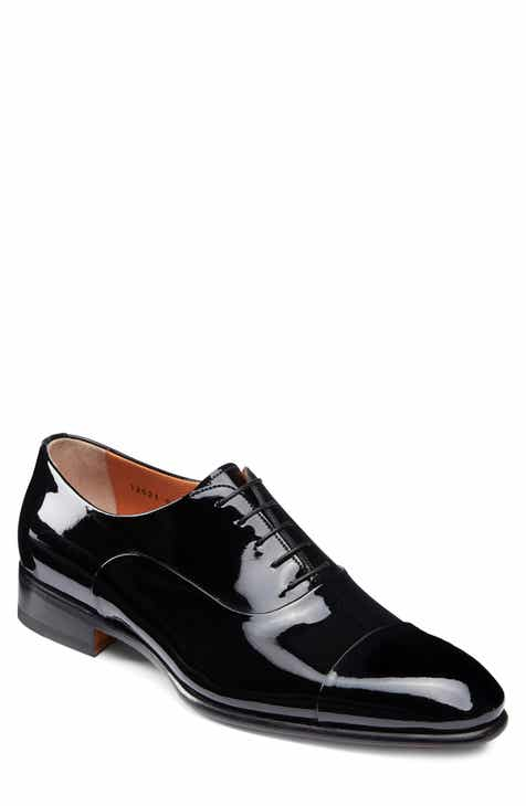 huge discount 30685 8e2b2 Santoni Isaac Cap Toe Oxford (Men)