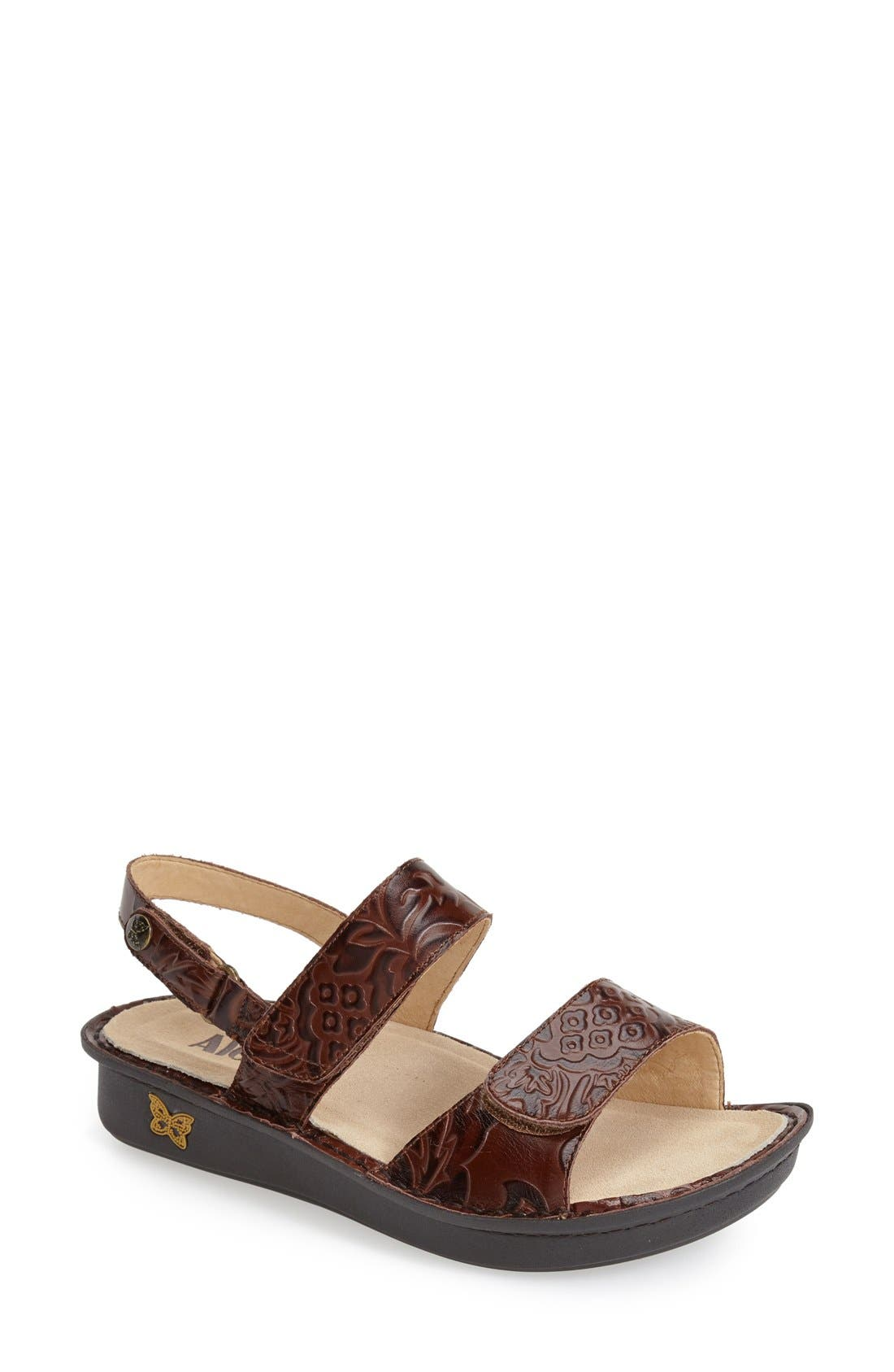 Alternate Image 1 Selected - Alegria 'Verona' Sandal (Women)