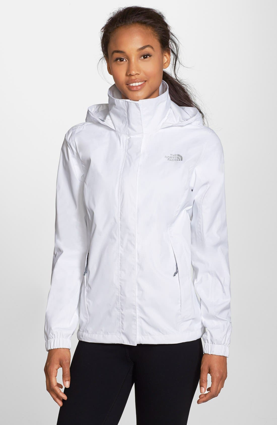 Alternate Image 1 Selected - The North Face 'Resolve' Waterproof Jacket