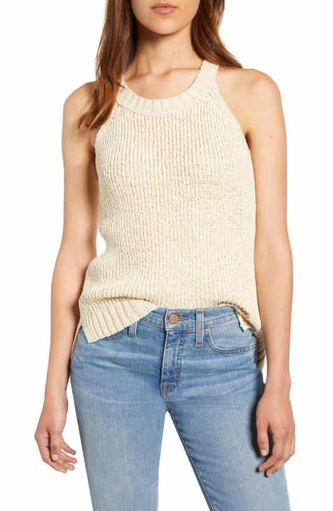 J.Crew Point Sur Tank Sweater By J.CREW by J.CREW Wonderful