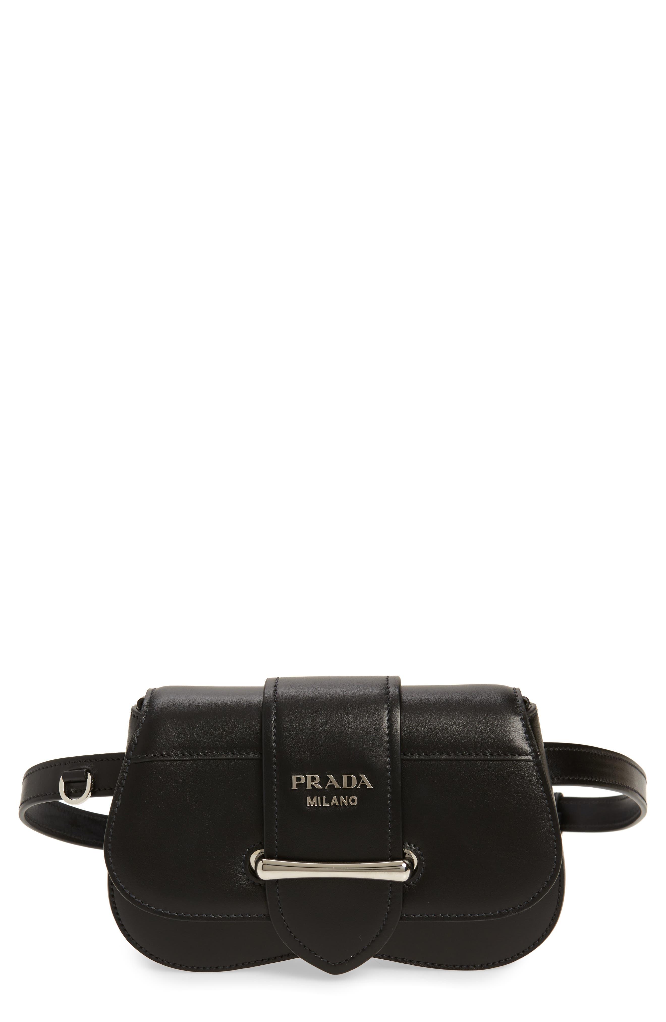 56b407daf9e0 Prada Belt Bags & Fanny Packs | Nordstrom