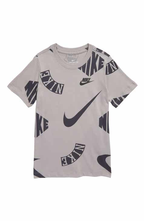 9eda81083 Nike Sportswear Palm Collage Print T-Shirt (Little Boys & Big Boys)