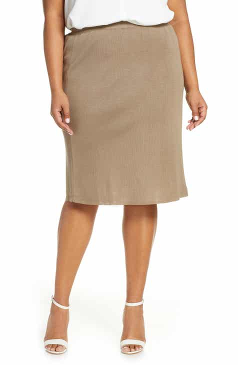 aca6febb1e Skirts Plus-Size Work Clothing | Nordstrom
