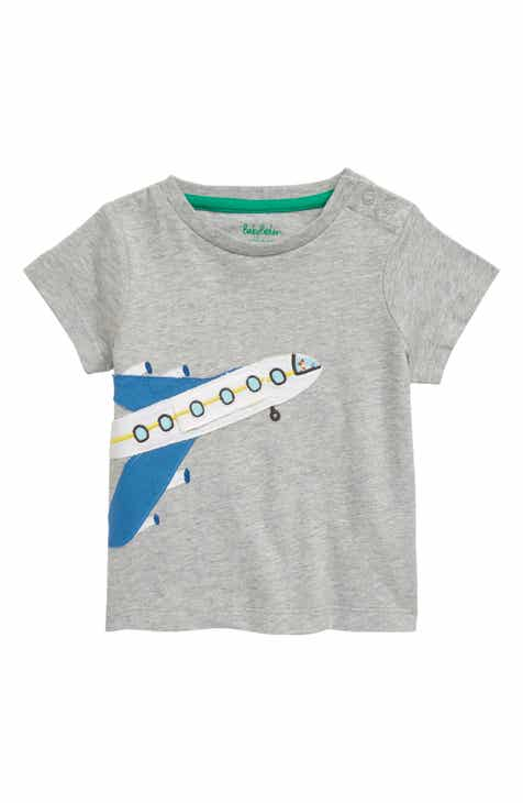 0408e6ca Mini Boden Fun Holiday T-Shirt (Baby & Toddler Boys)