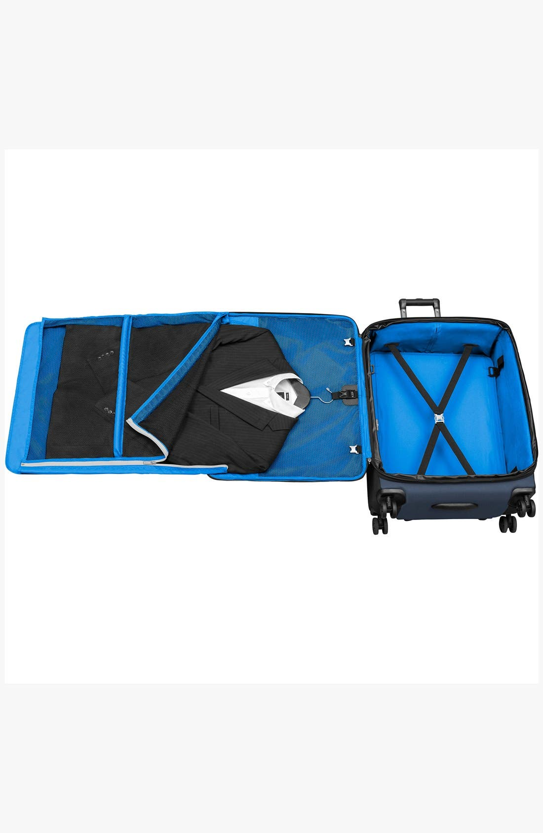 Alternate Image 2  - Victorinox Swiss Army® 'WT 5.0' Dual Caster Wheeled Carry-On (22 Inch)