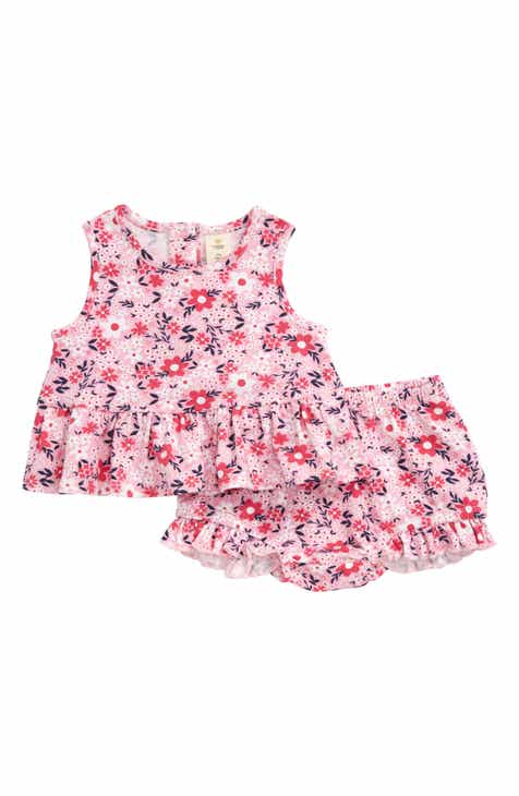 1f29dd7ba04b Baby Girls' Clothing: Dresses, Bodysuits & Footies | Nordstrom