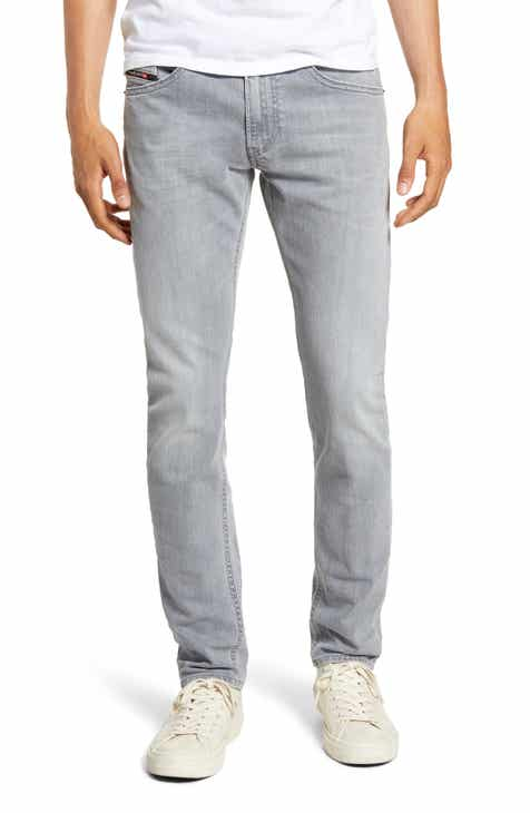 705d0bb2 DIESEL® Thommer Slim Fit Jeans (Grey)