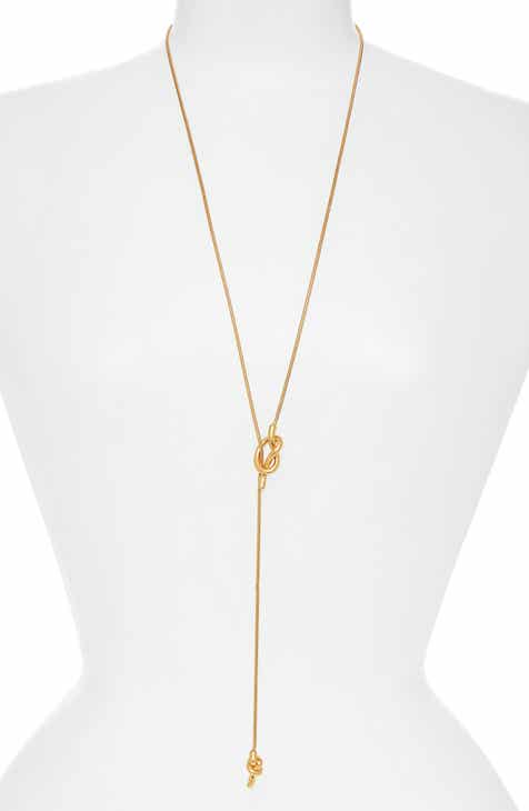 c84caf3f121 Madewell 'Knotshine' Necklace