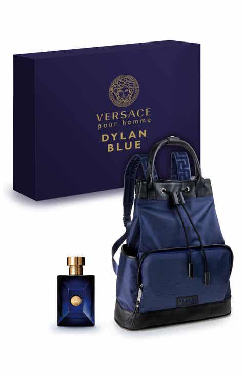 469cea9aee2 Versace Dylan Blue Fragrance & Backpack Set