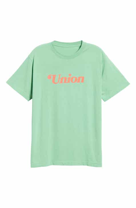 4add051ef3ab Union Printables Summer Logo T-Shirt (Nordstrom Exclusive)