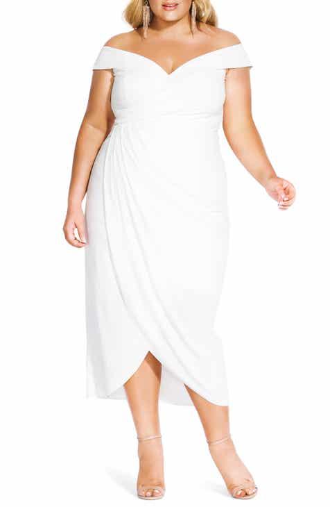 Off-White Plus-Size Dresses | Nordstrom
