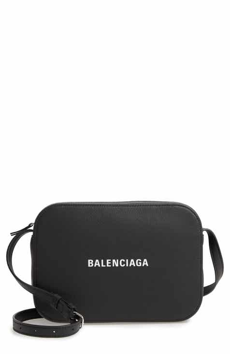 ad785a0cd Balenciaga Large Everyday Calfskin Camera Bag