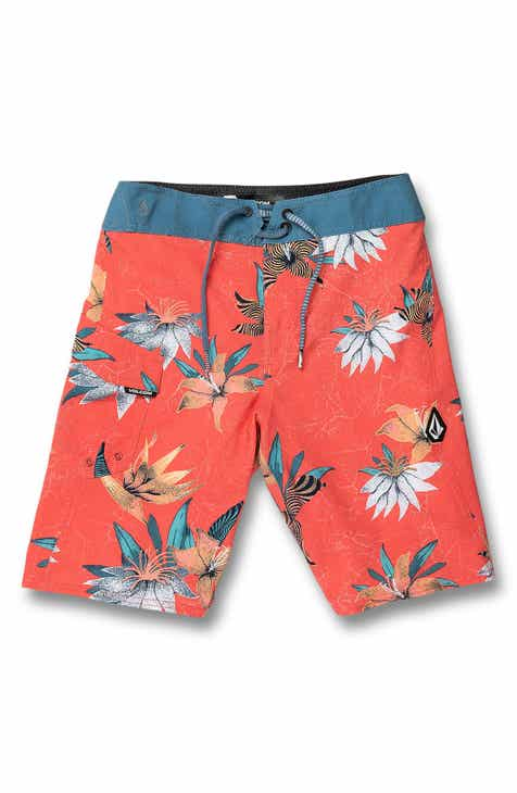 1b0ba951480 Volcom Verano Stone Mod Board Shorts (Big Boys)