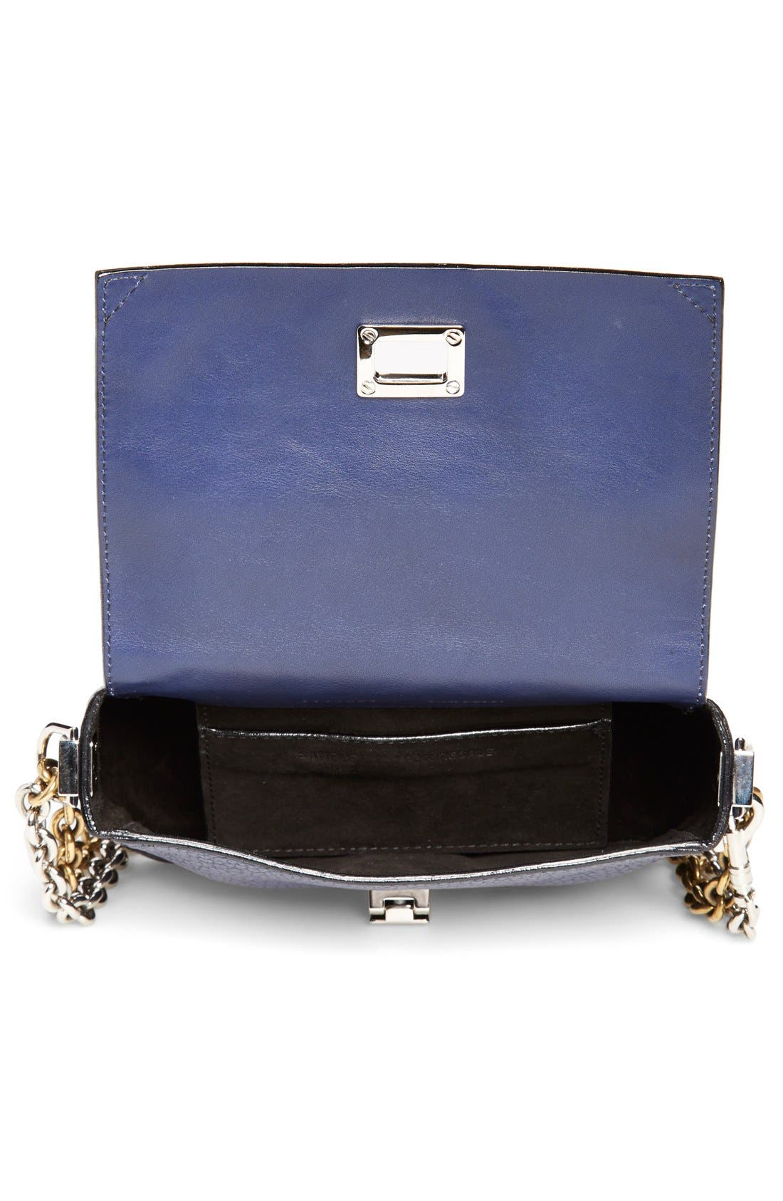 Alternate Image 6  - Proenza Schouler 'Small Courier' Pebbled Leather Crossbody Bag