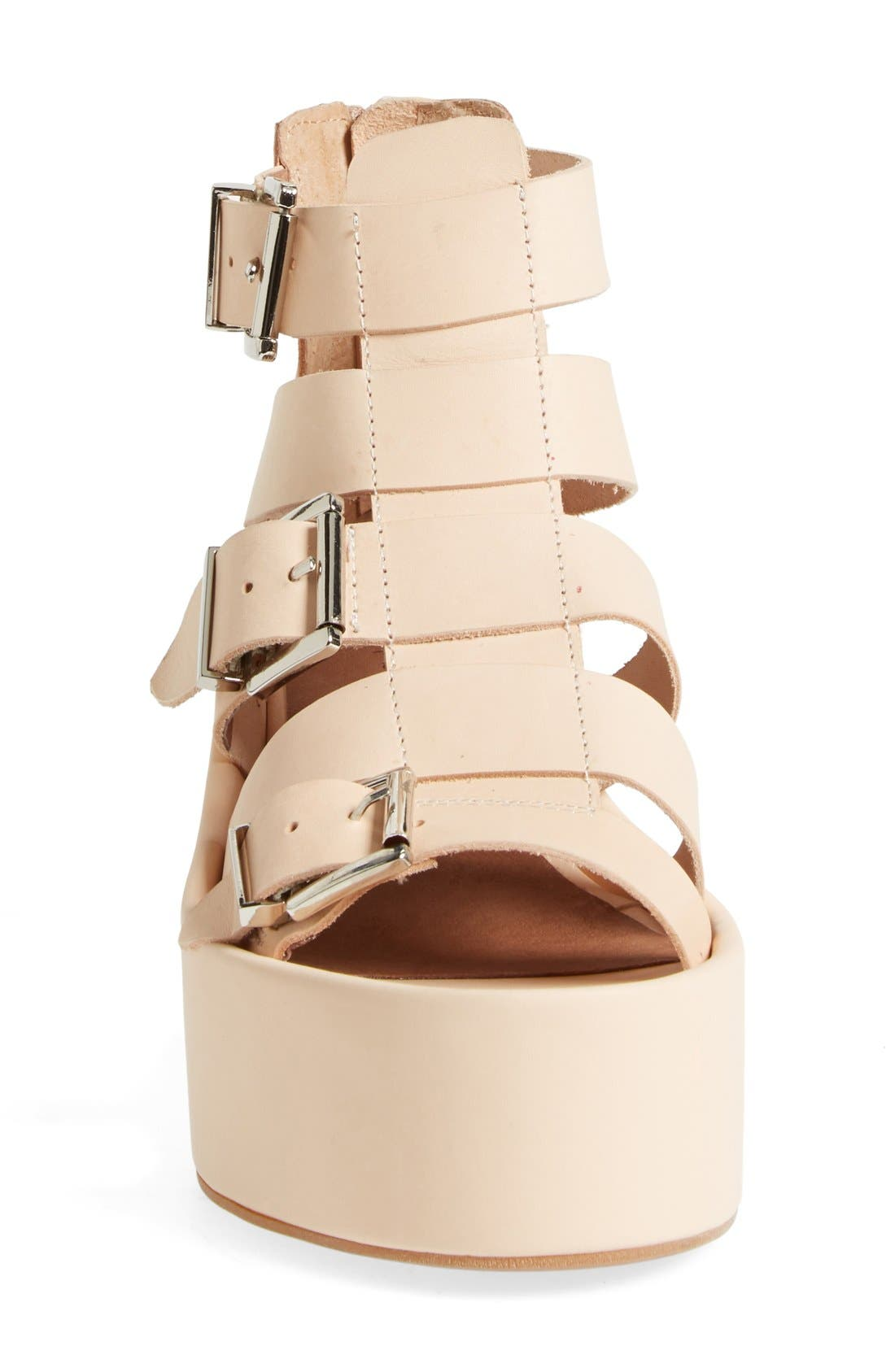 Alternate Image 3  - Jeffrey Campbell 'Thetis' Platform Gladiator Sandal (Women)