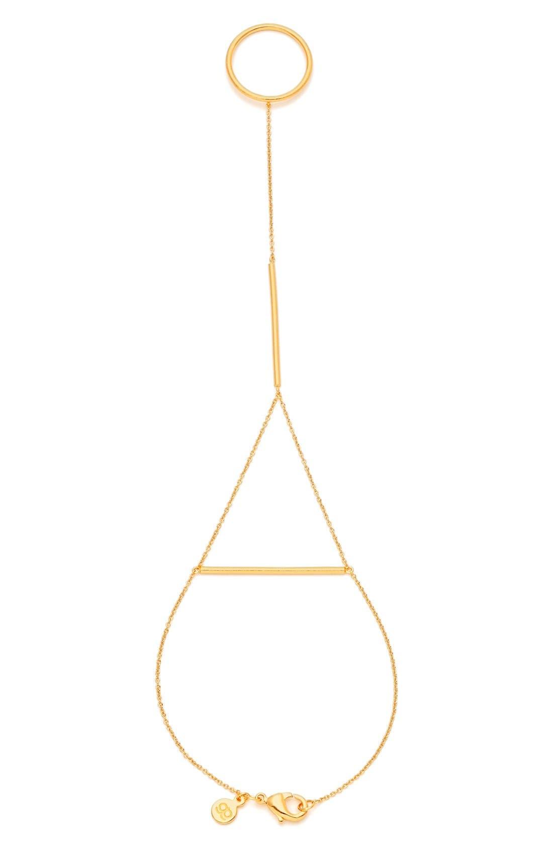 Alternate Image 3  - gorjana 'Nina' Hand Chain