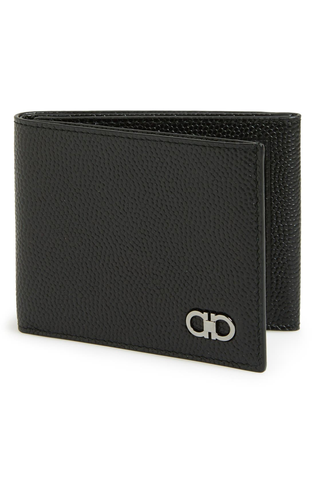 Alternate Image 1 Selected - Salvatore Ferragamo Trifold Wallet