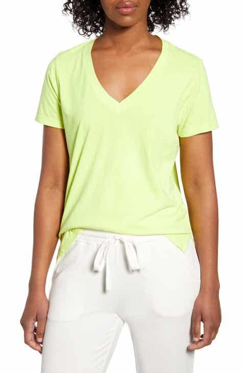 Lou & Grey Soho V-Neck T-Shirt