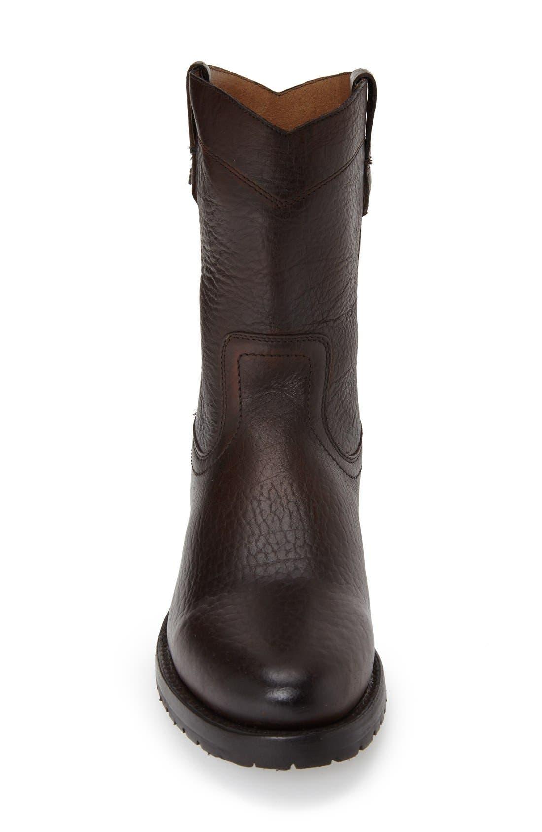 'Austin' Boot,                             Alternate thumbnail 3, color,                             Bourbon