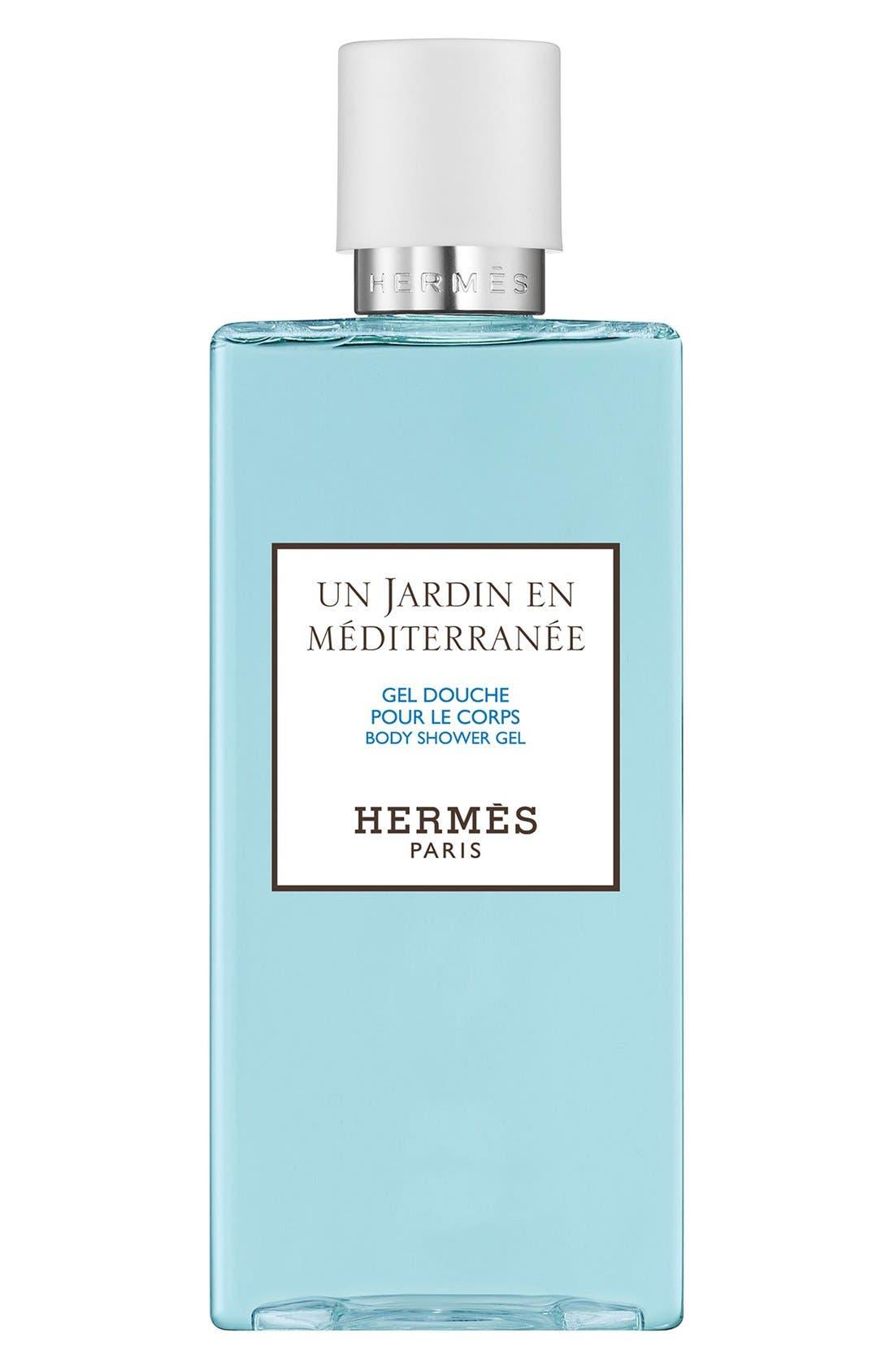 Hermès Le Jarden en Méditerranée - Body shower gel