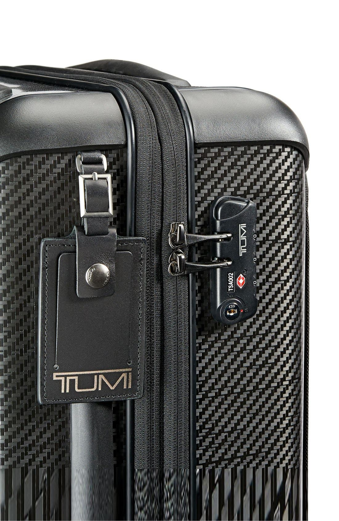 Tegra-Lite<sup>®</sup> Max 22-Inch Continental Expandable Carry-On,                             Alternate thumbnail 3, color,                             Black Graphite