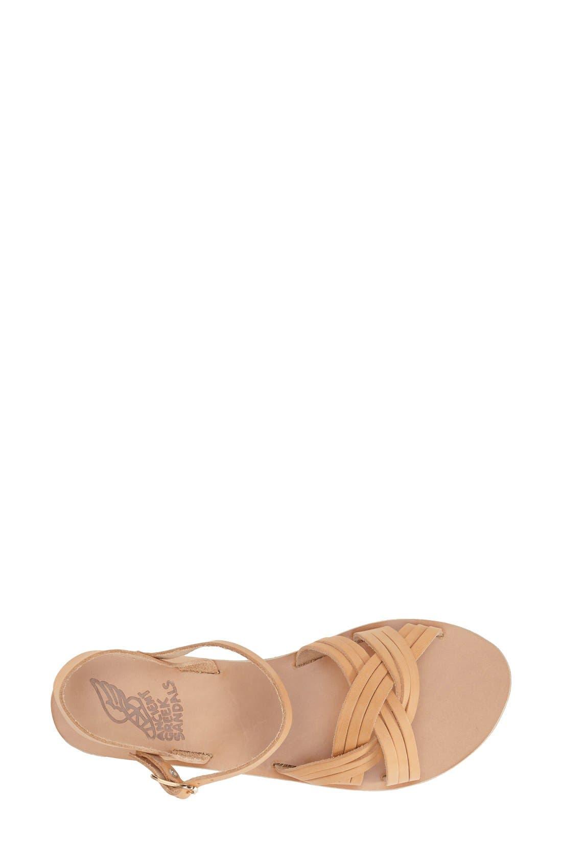 Alternate Image 3  - Ancient Greek Sandals 'Electra' Quarter Strap Sandal (Women)
